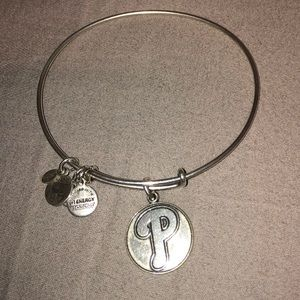 Alex and Ani Phillies bracelet